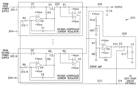 patent us8575903 voltage regulator that can operate with or