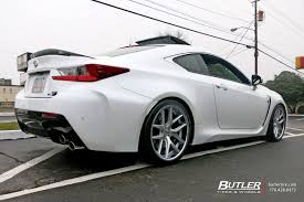 lexus rcf wheels lexus rcf with 20in tsw portier wheels exclusively from butler