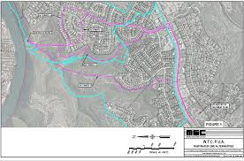 Map Of Texas Hill Country Utility Closes In On New Pipeline To Help Lake Pointe Other