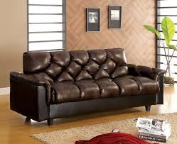 Tufted Sofa Sleeper by Furniture Sofa Sleeper Lounge Chair Italian Leather Sleeper Sofa
