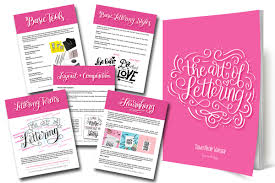 Constellations Worksheets Constellation Lettering Ecourse Art Of Lettering Ebook Launch