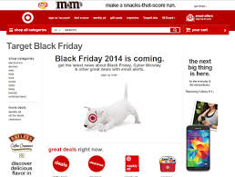 target black friday samsung galaxy increase ecommerce sales during black friday and cyber monday 2014