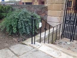 Metal Banisters Metal Handrail Restoration Kent Metal Fabrication London