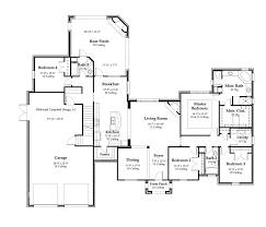 country floor plans house plan 2897 square footage 4 bedrooms country house