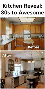 kitchen cabinet makeover ideas diy 35 awesome diy kitchen makeover ideas for creative juice