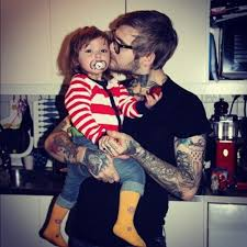25 beautiful daddys little tattoo ideas on pinterest