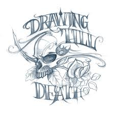death tattoo drawing photo 1 photo pictures and sketches