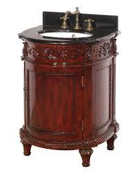 round bathroom vanity cabinets impressive curved bathroom vanity cabinet contemporary vanities and