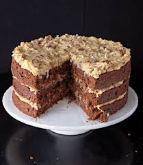german chocolate cake recipe saveur