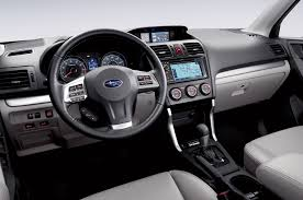 subaru tribeca 2015 interior 2015 subaru forester reviews and rating motor trend