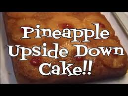 pineapple upside down cake noreen u0027s kitchen youtube