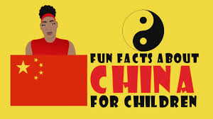 10 fun facts about china for children video cartoons for kids