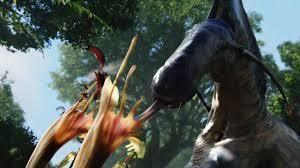 direhorse feeding from avatar desktop wallpaper