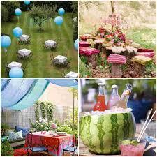 cool garden party decoration ideas diy fun world