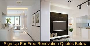 Home Renovation Blog In Singapore - Living room design singapore