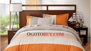 Red And Grey Comforter Sets Brilliant Modern Geometric Orange Red And Grey Cotton 4 Piece Comforter Set With Regard To Orange And Grey Comforter 585x329 Jpg