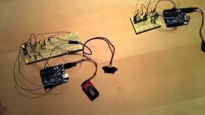 garage door sensor wire arduino wireless garage door state detector youtube