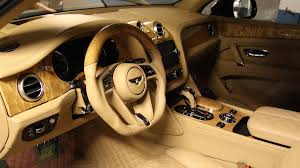 mansory bentley interior used 2017 bentley bentayga for sale in london pistonheads
