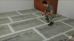 installing ceramic and porcelain floor tile 1 plan the