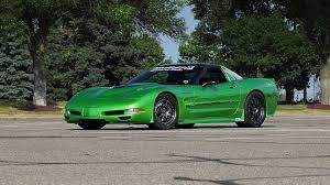 1997 chevrolet corvette 1997 chevrolet corvette mallett green slime s146 chicago 2014