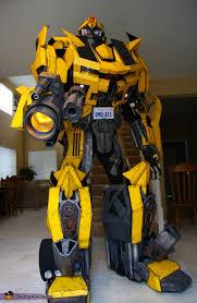 Bumblebee Halloween Costumes Constructicons