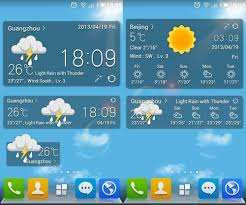 best android weather widget 20 beautiful weather widgets for your android home screens hongkiat