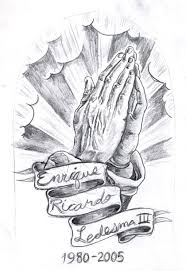 8 nice praying hands tattoo design ideas