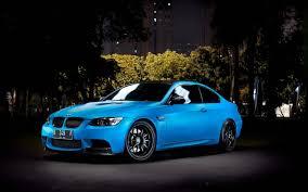 Bmw M3 Blue - blue bmw m3 night city 7020394