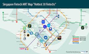 Singapore Subway Map by Top 30 Fintech Startups In Singapore U2013 Fintechnewssg