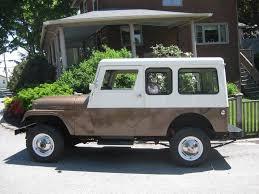 jeep forward control van 1967 cj 6 massachusetts coast sold ewillys