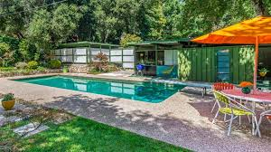 bright 1950s mid century modern los angeles home is for sale at