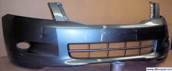 honda accord bumper cover 2008 2010 honda accord sedan 6cyl front bumper cover bumper