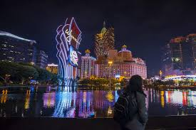 as casino revenues plummet what u0027s next for tiny macau time com