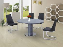 Round Extendable Dining Table White Round Extending Dining Table Uk Starrkingschool