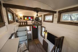 tiny homes interior by a new beginning tiny homes tiny living