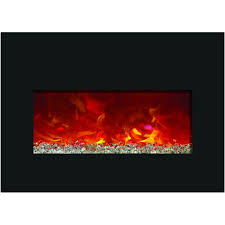 amantii 30 inch built in electric fireplace insert insert 30