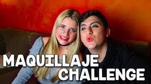 Challenge Xbuyer Maquillaje Challenge Con Andrea