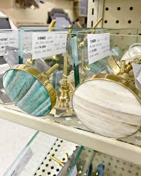 Knobs More Home Decor by The Best Place To Find Beautiful Knobs And Pulls From Thrifty