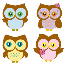 design clipart owl pencil and in color design clipart owl