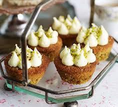 little pistachio cakes recipe bbc good food