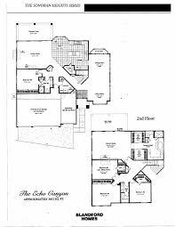 Residence Floor Plans Las Sendas Floor Plans U2014 The Bearse Team