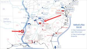 Map Of Usa During Civil War by Union Strategy During The American Civil War Youtube