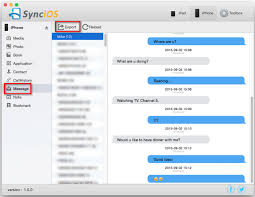 how to backup iphone message to mac for free