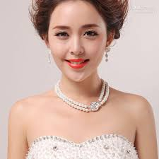 wedding dress necklace wedding dress necklace