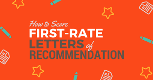 how to score first rate letters of recommendation be a physician