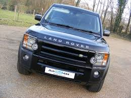 used range rover for sale used 2006 land rover discovery 3 tdv6 hse 1 owner for sale in