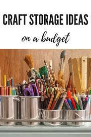523 best craft storage ideas images on pinterest storage ideas