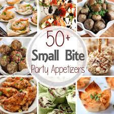 50 small bite party appetizers julie u0027s eats u0026 treats