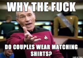 Imgur Meme Generator - i don t know why couples wear matching shirts imgur quotes