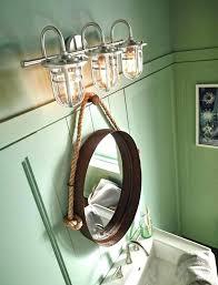Nautical Vanity Light Nautical Bathroom Lights Stroymarket Info
